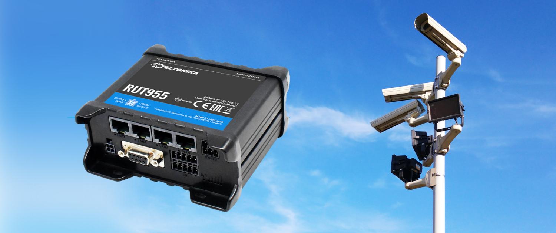 Exellios CCTV Monitoreo del sitio de construcción